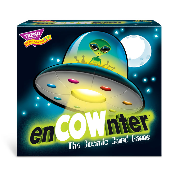 enCOWnter Three CORNER™ Card Game