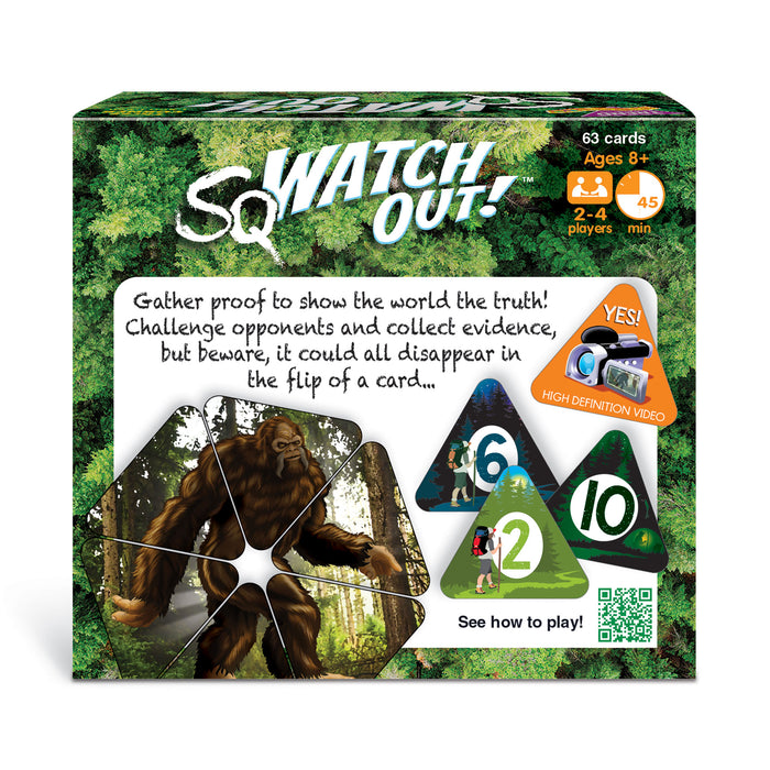 sqWATCH OUT Three CORNER™ Card Game