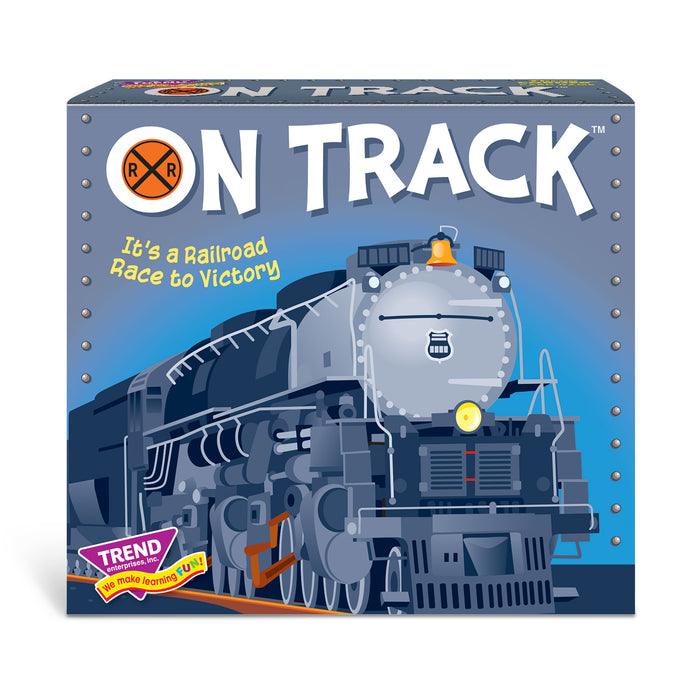 ON TRACK Three CORNER™ Card Game