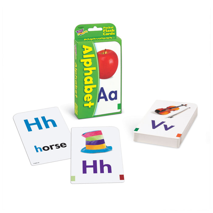 T23001 Flash Cards Alphabet