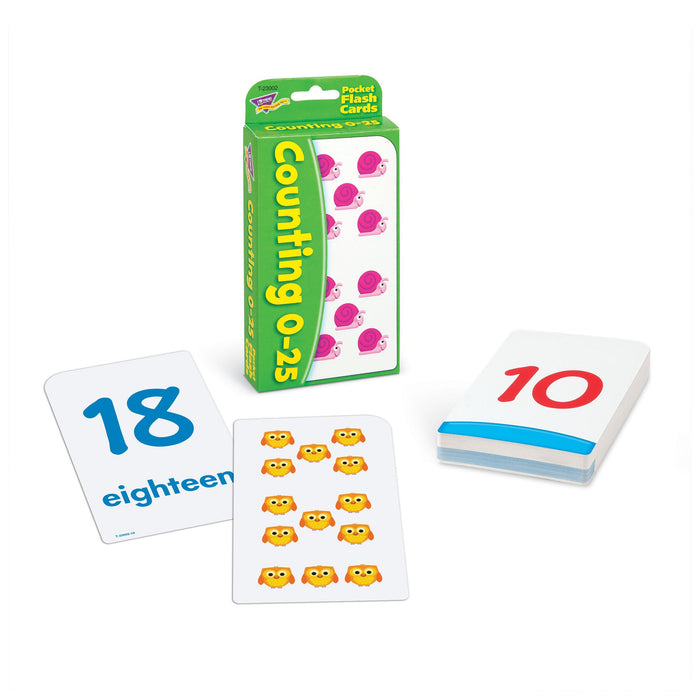 T23002 Flash Cards Counting
