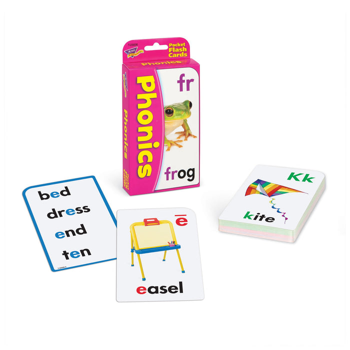 T23008 Flash Cards Phonics