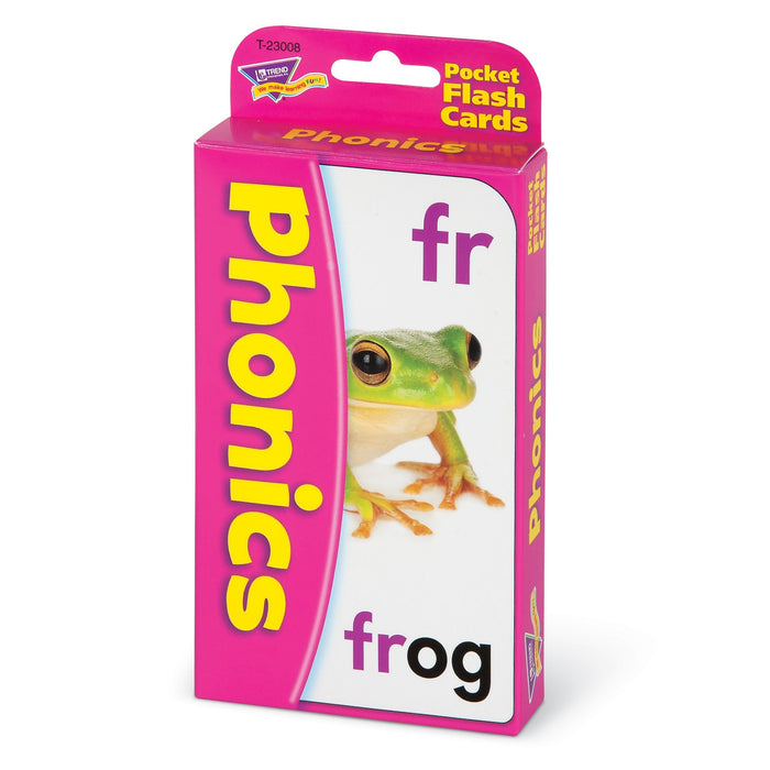 T23008 Flash Cards Phonics Package Right