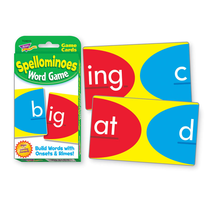 T24010 Game Cards Spellominoes