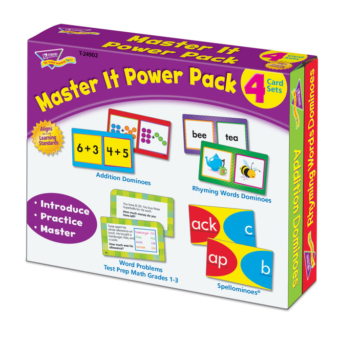 T24902 Flash Cards Master It Package Right