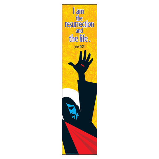 T25701 Banner 5 Feet Resurrection