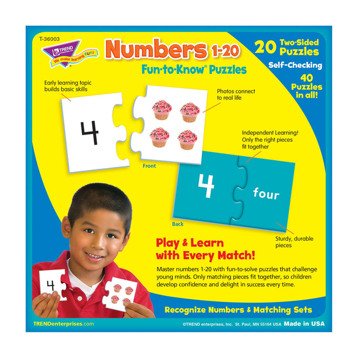 T36003 Puzzle Numbers Box Back
