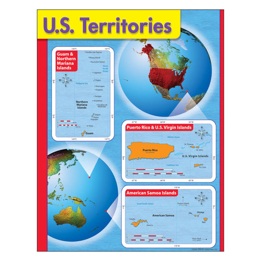 T38257 Learning Chart Territories