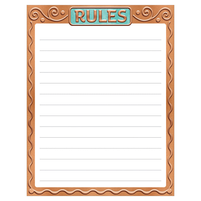 Rules I ♥ Metal™ Learning Chart