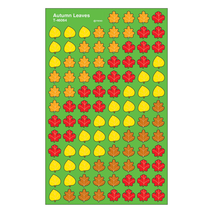 T46064 Stickers Chart Autumn Leaves