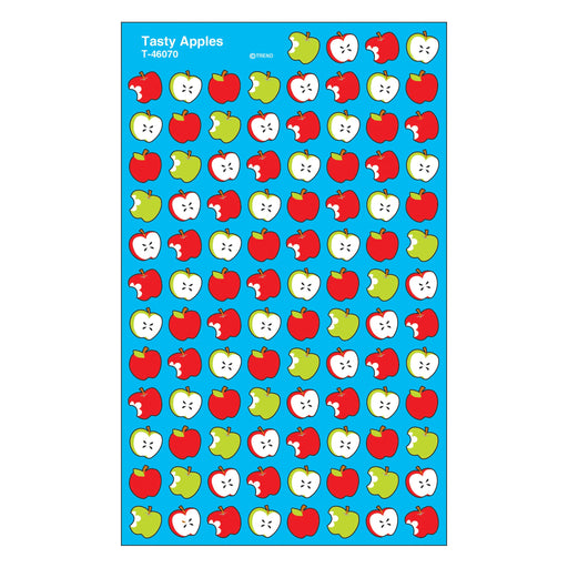 T46070 Stickers Chart Tasty Apples