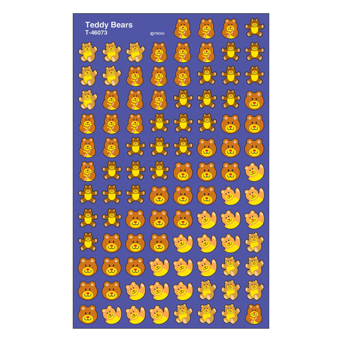 T46073 Stickers Chart Teddy Bears