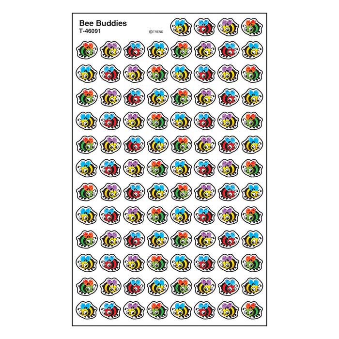 T46091 Stickers Chart Bee Buddies