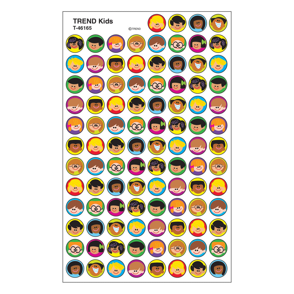 T46165 Stickers Chart TREND Kids