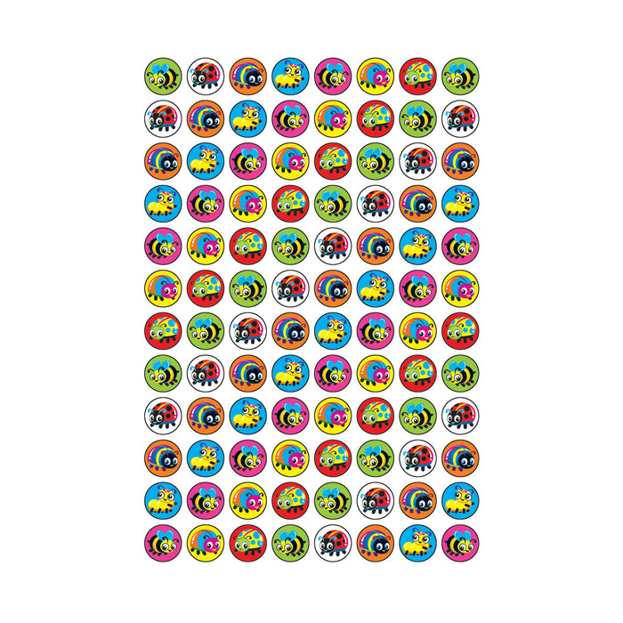 T46205 Stickers Chart Bug Buddies