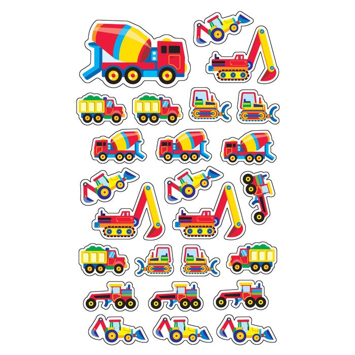 T46304 Stickers Construction Vehicle