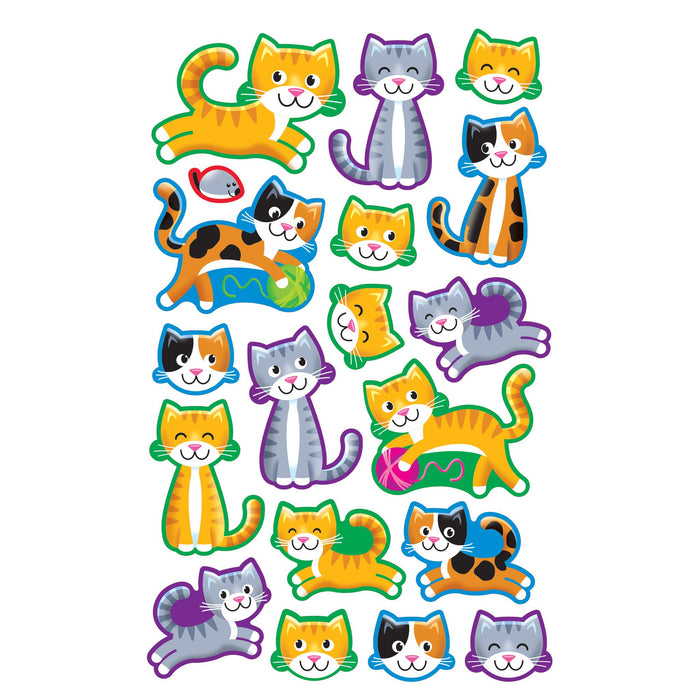 T46342 Stickers Purr fect Cats