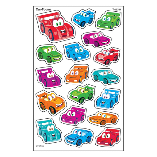 T46344 Stickers Car Toons