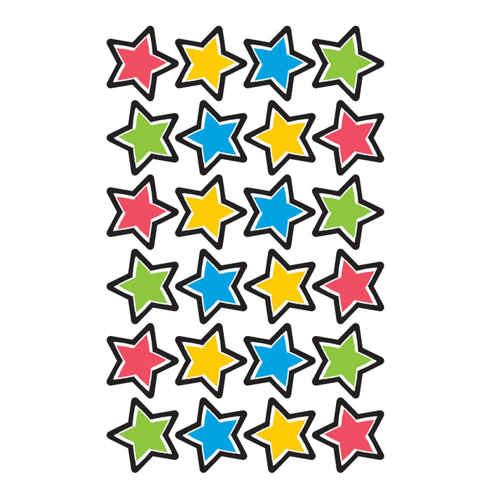 T46348 Stickers Bold Amazing Stars