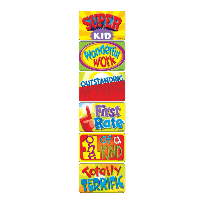 T47305 Stickers Encourage Word