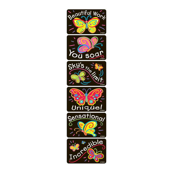 T47310 Stickers Bright Butterfly