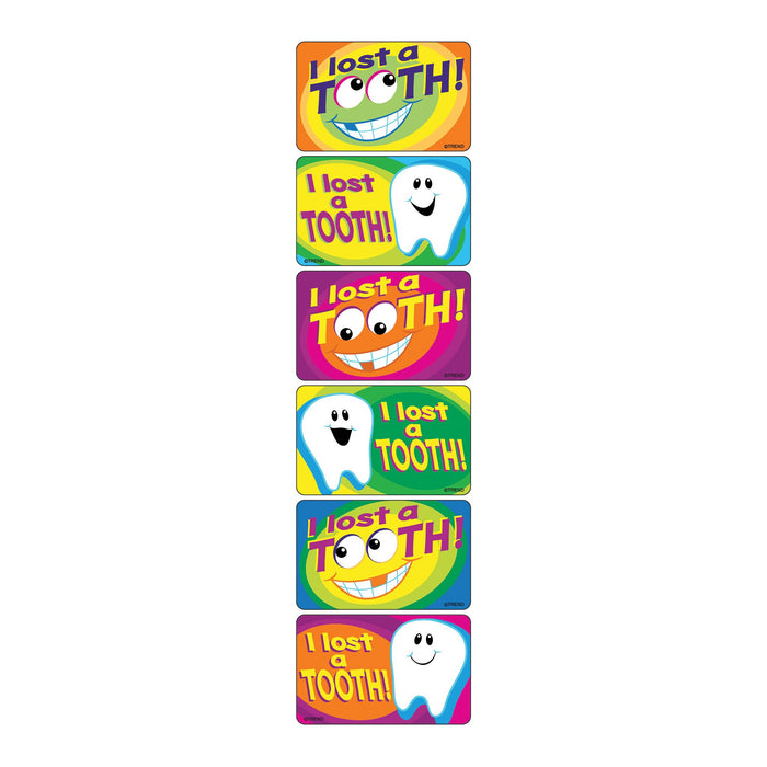 T47313 Stickers I Lost Tooth