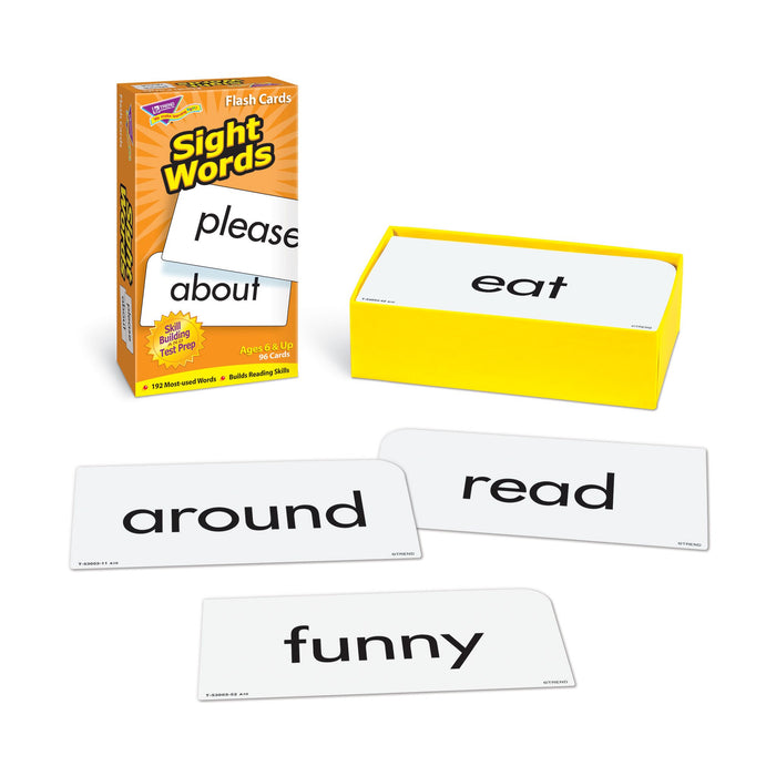 T53003 Flash Cards Sight Words