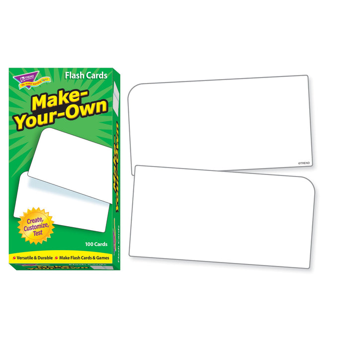 T53010 Flash Cards Make Your Own