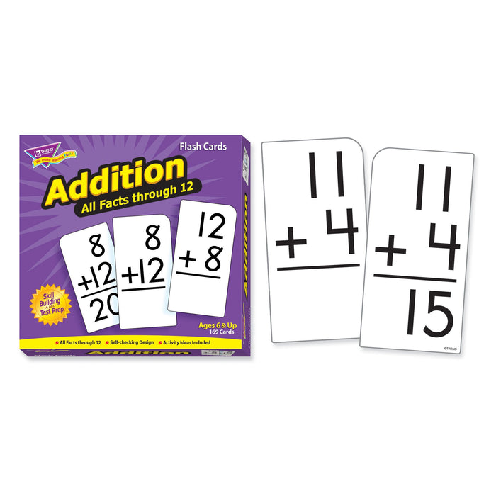 T53201 Flash Cards Addition