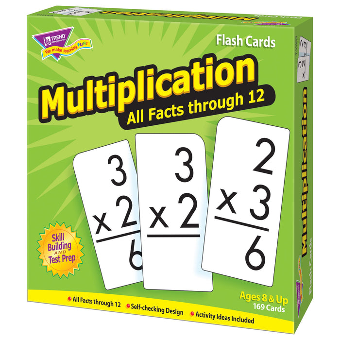 T53203 Flash Cards Multiplication Box Right