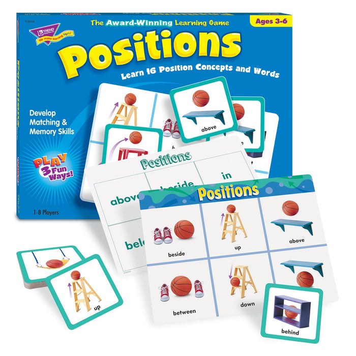 T58104 Matching Game Positions