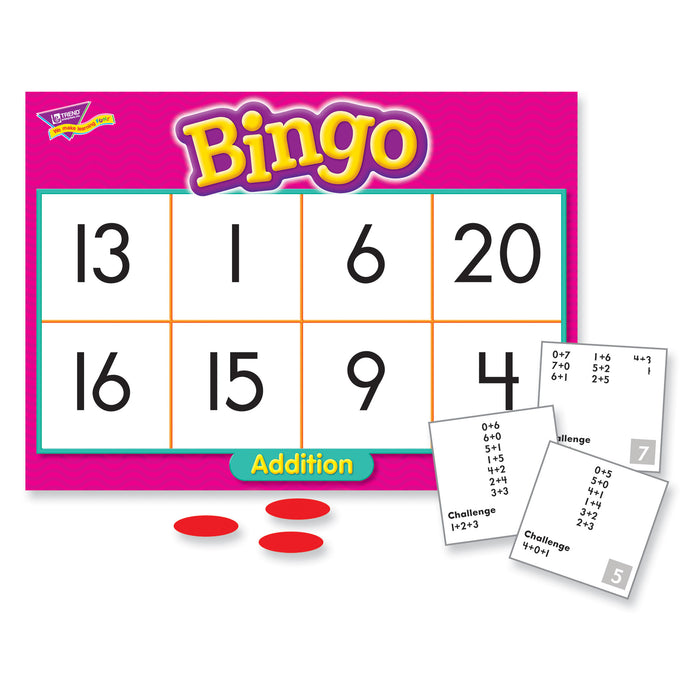 T6069 Bingo Game Addition