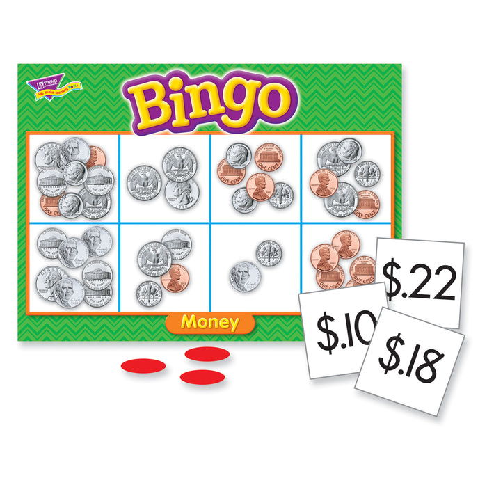 T6071 Bingo Game Money