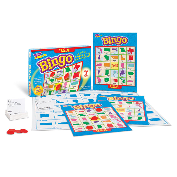 T6137 Bingo Game USA
