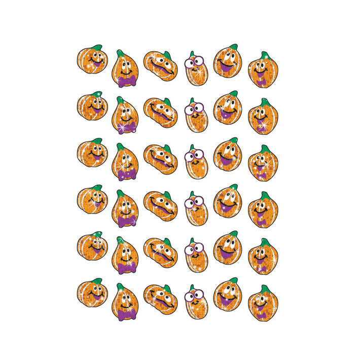 T63007 Stickers Sparkle Pumpkins