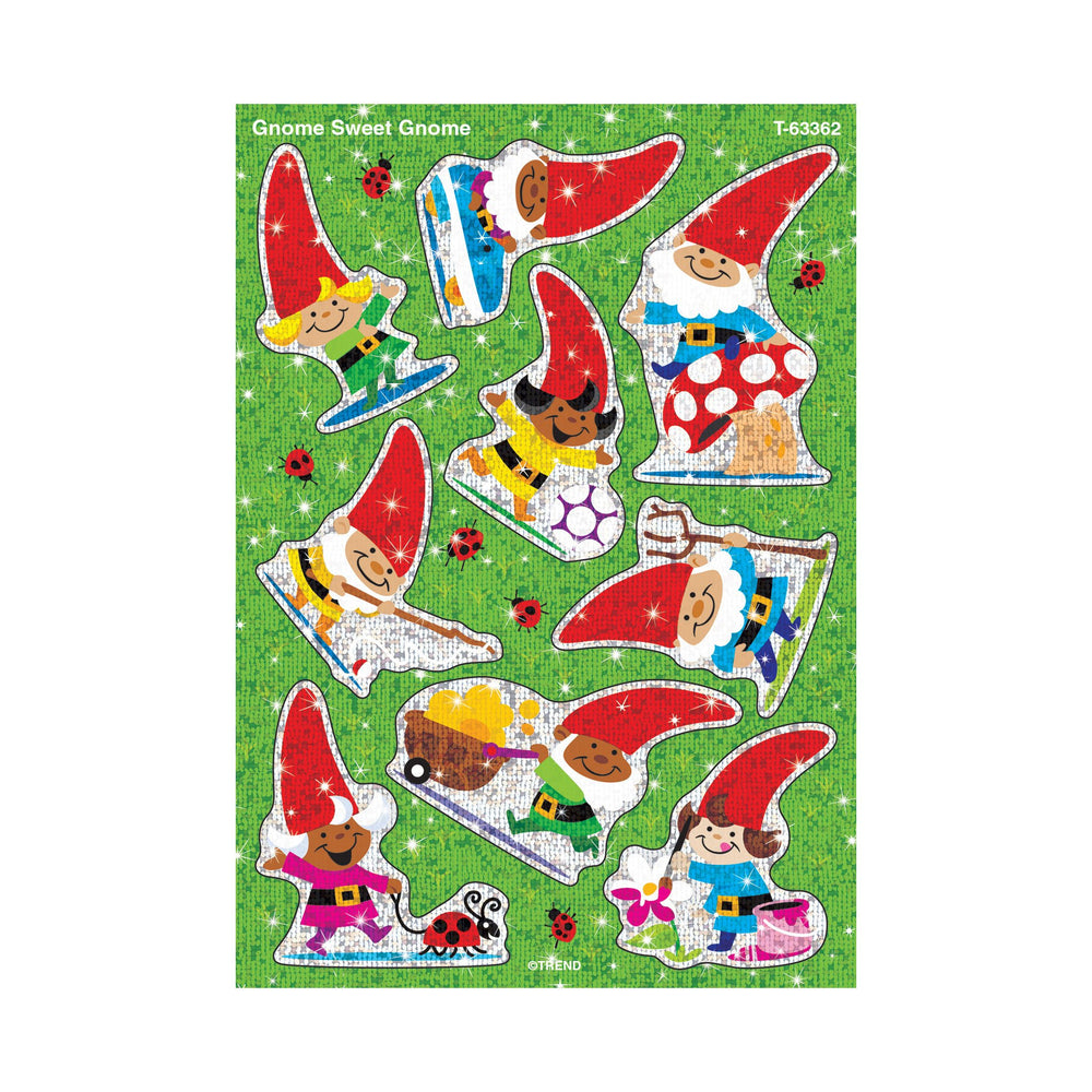 T63362 Stickers Sparkle Gnomes