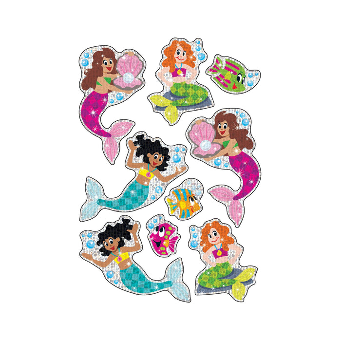 T63364 Stickers Sparkle Mermaids Friends