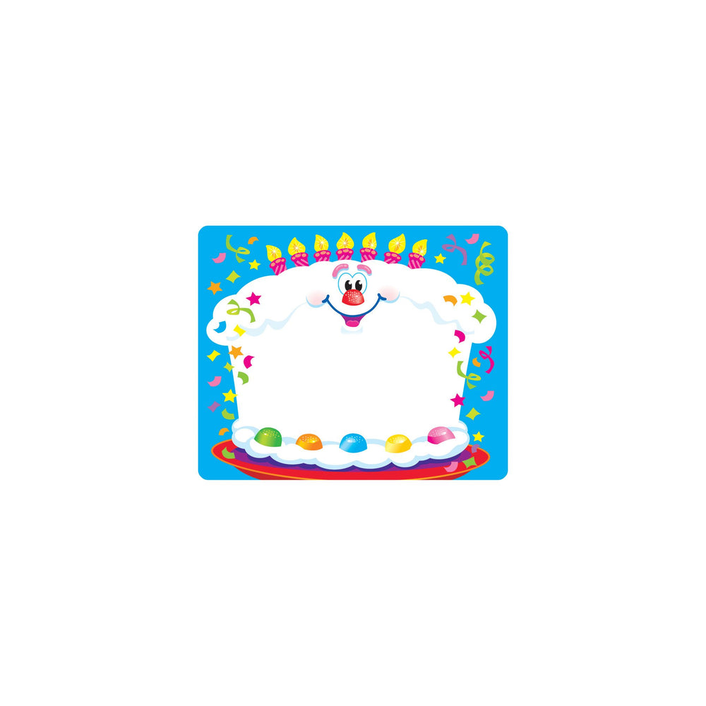T68031 Name Tags Happy Birthday