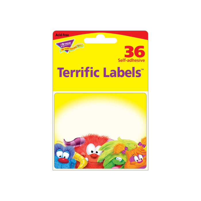 T68040 Name Tags Furry Friends Package