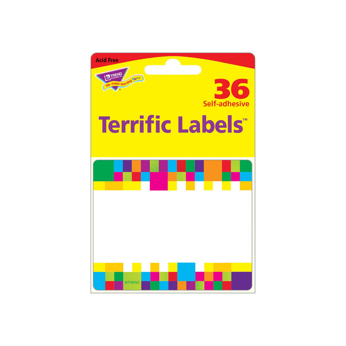 T68046 Name Tags Pixels Package