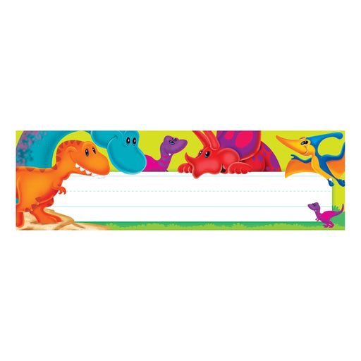 T69240 Name Plate Dinosaurs Pals