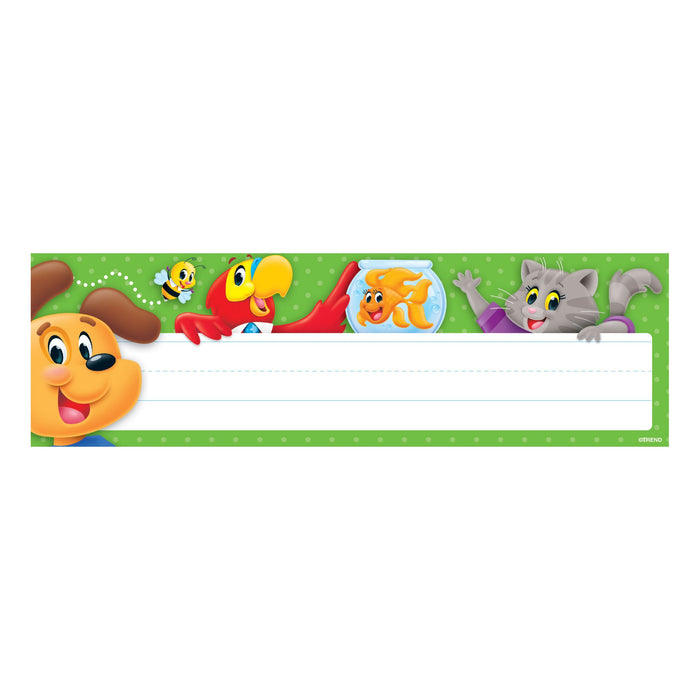 T69260 Name Plate Playtime Pets