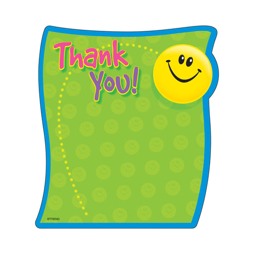 T72030 Note Pad Thank You
