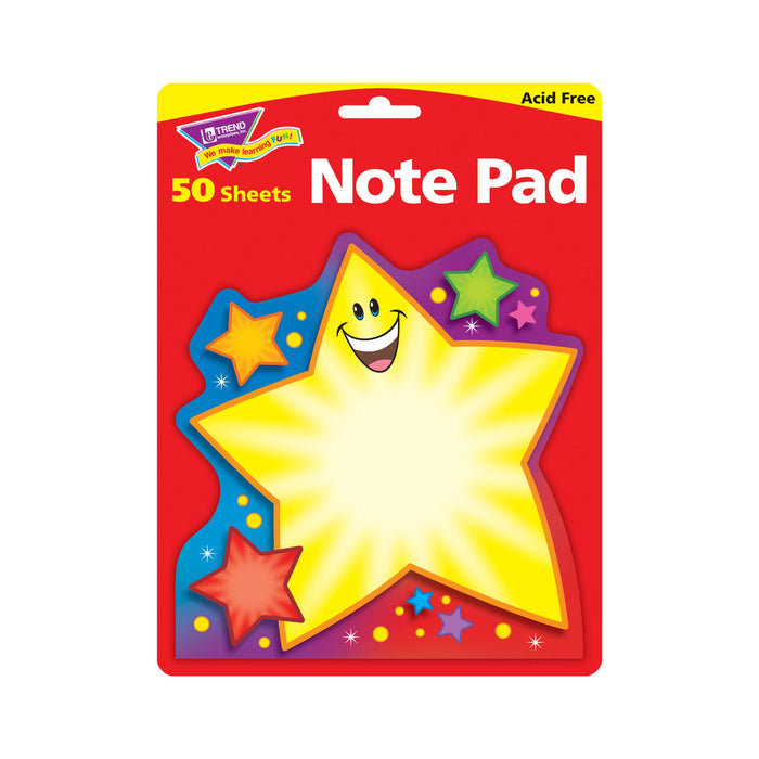 T72066 Note Pad Star Package