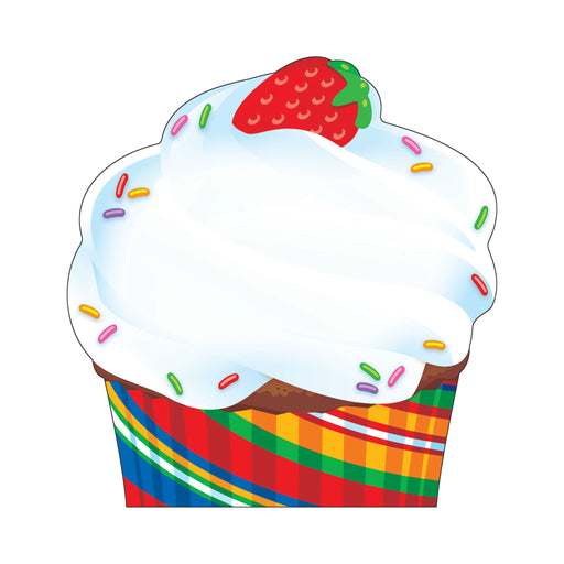 T72073 Note Pad Bake Shop Cupcake