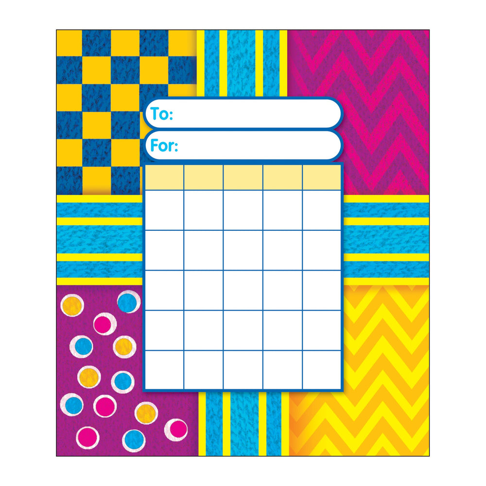 T73029 Incentive Pad Snazzy
