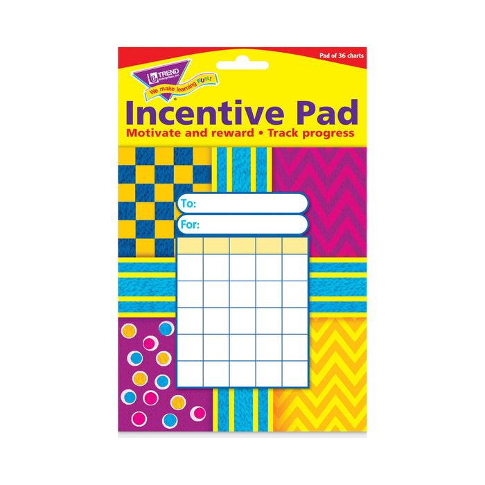 T73029 Incentive Pad Snazzy Package