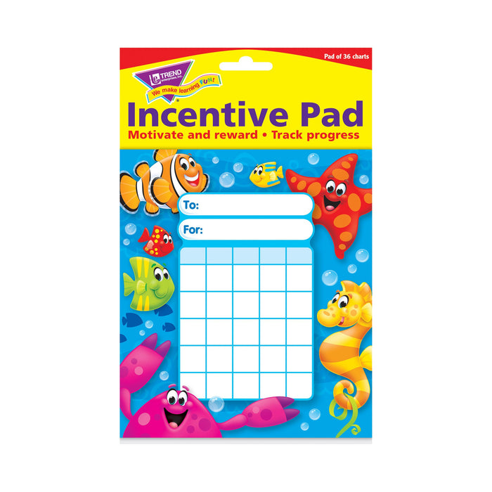 T73065 Incentive Pad Sea Life Package
