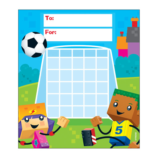 T73080 Incentive Pad Block Star Kids