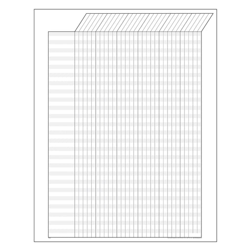 T73203 Incentive Chart White Vertical